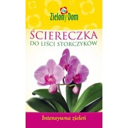 Toallita de hojas de orquídea - verde vivo -