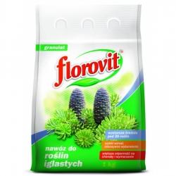 Skujkoku mēslojums - palielina slimību un sala izturību - Florovit® - 1 kg -