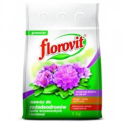 Удобрение для рододендрона, вереска и гортензии - Флоровит® - 1 кг -