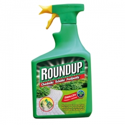 Roundup - weed removal for pavements, paths and driveways - 1000 ml