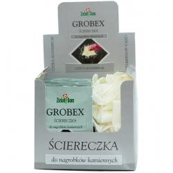 Grobex - салфетка для чистки надгробий - Green Dom -
