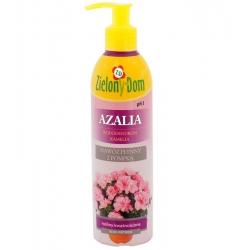 Asalea, rododendron, kamellia ja pumbaga atsetofiilne taimeväetis - Zielony Dom® - 300 ml -