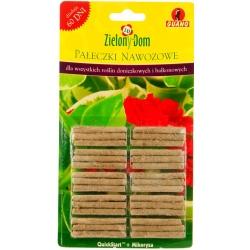 Gnojila QuickStart + mikoriza - takojšnje dolgotrajno delovanje - Zielony Dom® - 30 kosov -