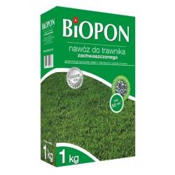 Umbrohuga nakatunud muru väetis - Biopon - 3 kg -