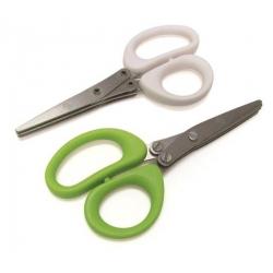 Triple blade scissors - Herbs Cut - White