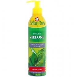 Zaļo augu mēslojums ar sūkni - Zielony Dom® - 300 ml -