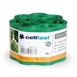 Green lawn edging - 10 cm x 9 m - CELLFAST