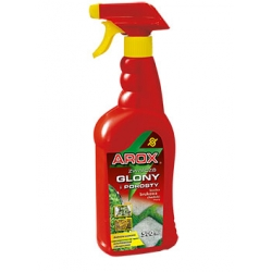 Algae and lichen removal agent for pavements, driveways and walls - Arox - 500 ml