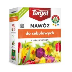 Nawóz do roślin cebulowych z mikroskładnikami - Target - 1 kg