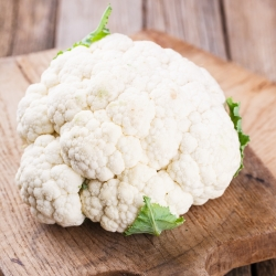 "Cauliflower ""Early Snowball X"" - white - 270 seeds"