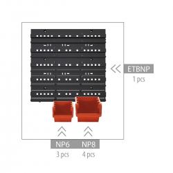 Dinding alat, set organisasi - NTBNP5 -