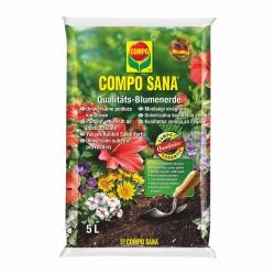 Suelo de jardín multiusos de calidad premium - Compo - 5 litros -