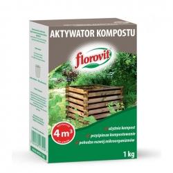 Compostactivator - urýchľuje a obohacuje Compost- Florovit® - 1 kg -