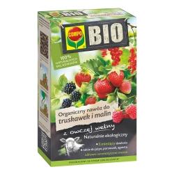 BIO Strawberry and Raspberry Fertilizer - Compo® - 750 g