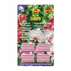 Tyčinky na hnojenie orchideí - 100 denná akcia - Compo® - 20 ks -