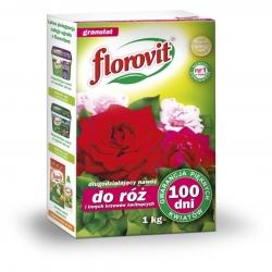 """100 dni"" (100 days) fertilizer for roses and other flowering shrubs - Florovit® - 1 kg"