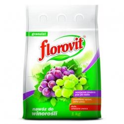 Hrozno z viniča hroznorodého - veľké a chutné ovocie - Florovit® - 1 kg -