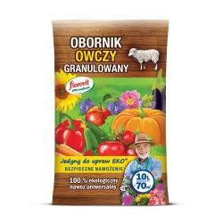 100% органический гранулированный овечий навоз Флоровит® - 10 литров -