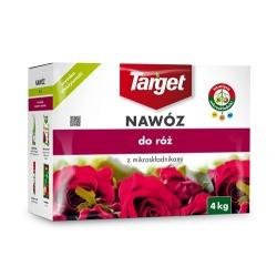 Rózsa műtrágya mikroelemekkel - Target® - 4 kg -