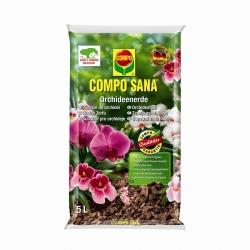 Premium quality orchid soil - Compo - 5 litres
