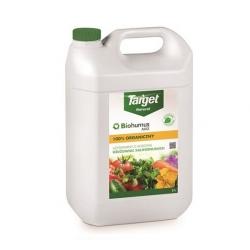 Biohumus MAX-HUMVIT - 100% organické vermikompostové hnojivo - Target® - 5 litrov -