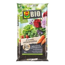 BIO Suelo multiusos para todas las plantas de hogar y jardín - Compo - 15 litros -