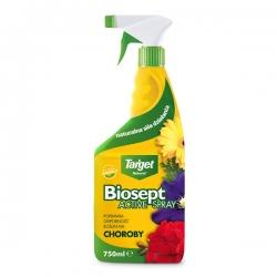 Biosept Activ Spray - zvyšuje odolnosť rastlín voči chorobám - Target® - 750 ml -