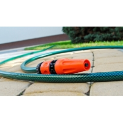 Garden hose ECONOMIC with the complete connector set - 1/2'', 20 m - CELLFAST