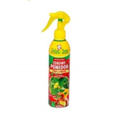 """Listové hnojivo so zinkom """"Zdrowy Pomidor"""" (Zdravá paradajka) - Zielony Dom® - 300 ml -"""