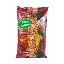 Wood chips for smoking and barbecuing - 100% apple tree - 0.45 kg
