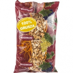 Wood chips for smoking and barbecuing - 100% pear tree - 0.45 kg