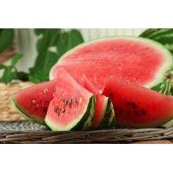 """البطيخ """"السكر الطفل"""" - 23 البذور - Citrullus lanatus - ابذرة"""