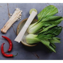 Hiina lehtkapsas - Pak-Choi Joi Choi - Brassica rapa subsp. chinensis - seemned