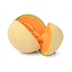 """Cantaloupe """"Junior"""" - thick, orange, aromatic flesh - 40 seeds"""