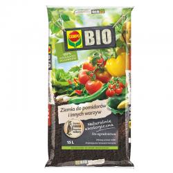 BIO Tomate y tierra vegetal - Compo - 15 litros -