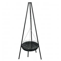 Lógó grillezőrács - ideális kertekhez - ø 52 cm -