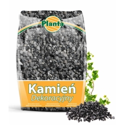 Sỏi đá đen - Nero Ebano - 12 - 16 mm - Planta - 20 kg -