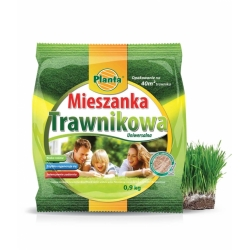 Lawn seed mix - the multi-purpose lawn seed - Planta - 2 kg