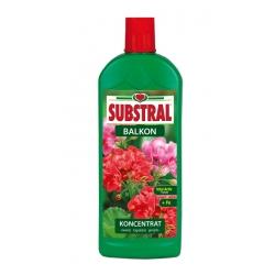 Fertilizante para flores de balcón: mejora la floración de petunia, geranio, petunia, fucsia y begonia que se arrastran - Substral® - 1 l -