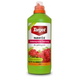 """Жидкое удобрение для герани """"Intensywne Barwy"""" (яркие цвета) - Target® - 1 литр -"""
