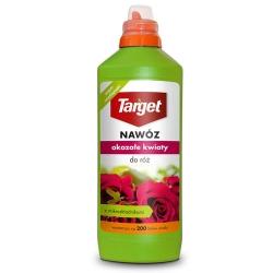 """Liquid Rose Fertilizer - """"Okazałe Kwiaty"""" (Large Flowers) - Target® - 1 litre"""