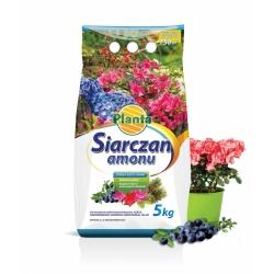 Solfato di ammonio - fertilizzante acidificante per giardinieri esigenti - Planta® - 5 kg -