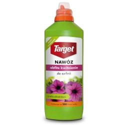 """Fertilizante líquido Surfinia Petunia """"Obfite Kwitnienie"""" (Floración abundante) - Target® - 500 ml -"""