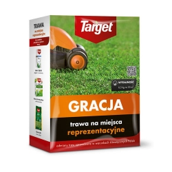 Gracja - lawn seed for showcase areas - Target - 5 kg
