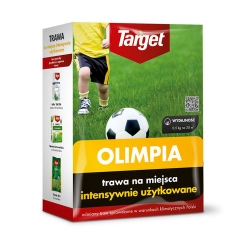 Olimpia - lawn seed mix for frequently, heavily used areas - Target - 5 kg