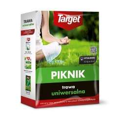 """""""Picnic"""" (Piknik) - universal lawn seed for home gardens and yards - Target - 1 kg"""