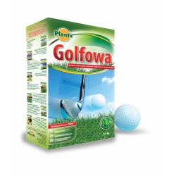 Golf turf grass - resistant to heavy use and close mowing - Planta - 2 kg
