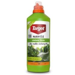 """Tekuté hnojivo pre zelené rastliny """"Zielone Liście"""" (zelené listy) - Target® - 1 liter -"""