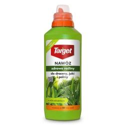 """Šķidrais mēslojums drakaenām, jukām un palmām - """"Zdrowe Rośliny"""" (veselīgi augi) - Target® - 500 ml -"""