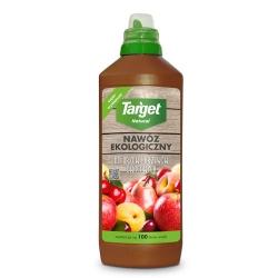 Tekuté organické ovocné dreviny a malé ovocné hnojivá - Target® - 1 liter -